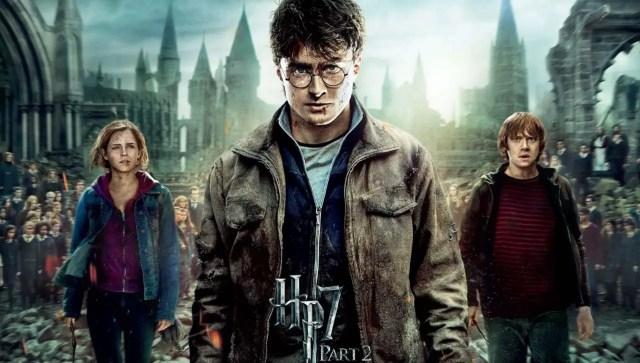 Harry Potter e i doni della morte pt 2
