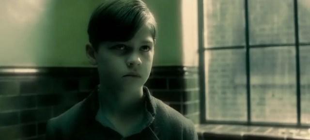 Lord Voldemort bambino