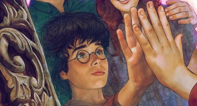 Fan art Harry Potter