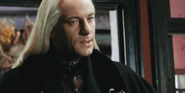 Jason Isaacs Lucius Malfoy