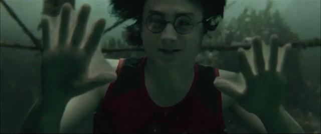 effetti dell'algabranchia su Harry