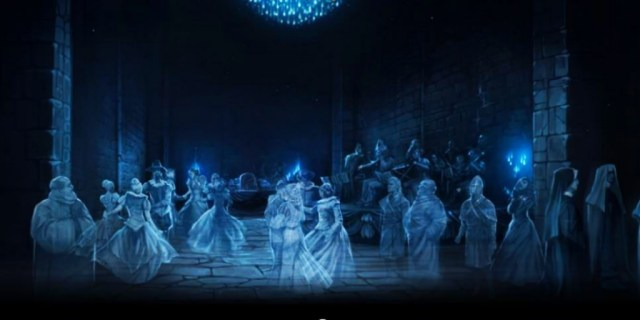 Fantasmi Hogwarts