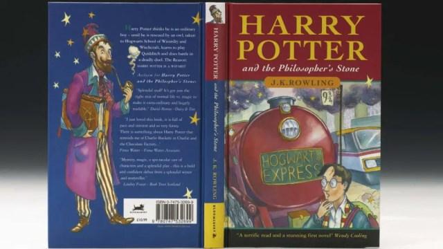 Asta record per Harry Potter