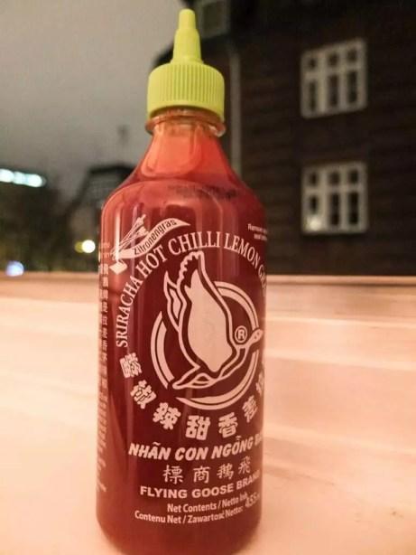 Flying Goose Brand Sriracha Lemongrass