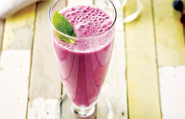 Blueberry-smoothie-recipe