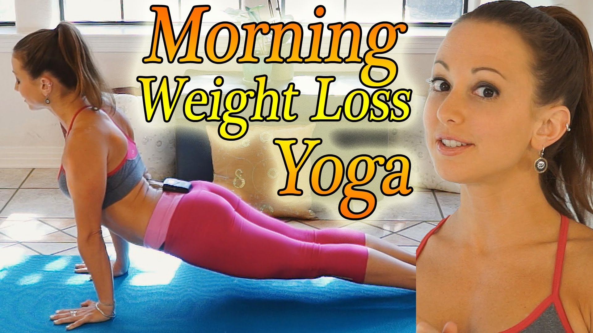 20 Minute Morning Yoga Routine For Weight Loss