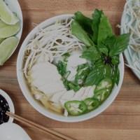 Instant Pot Chicken Pho (Pho Ga)