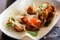 Inasal (Grilled Chicken) Taco - USA