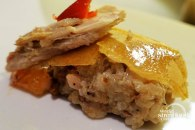 Truffle Lechon Diva (Pork With Truffle Rice) - Philippines