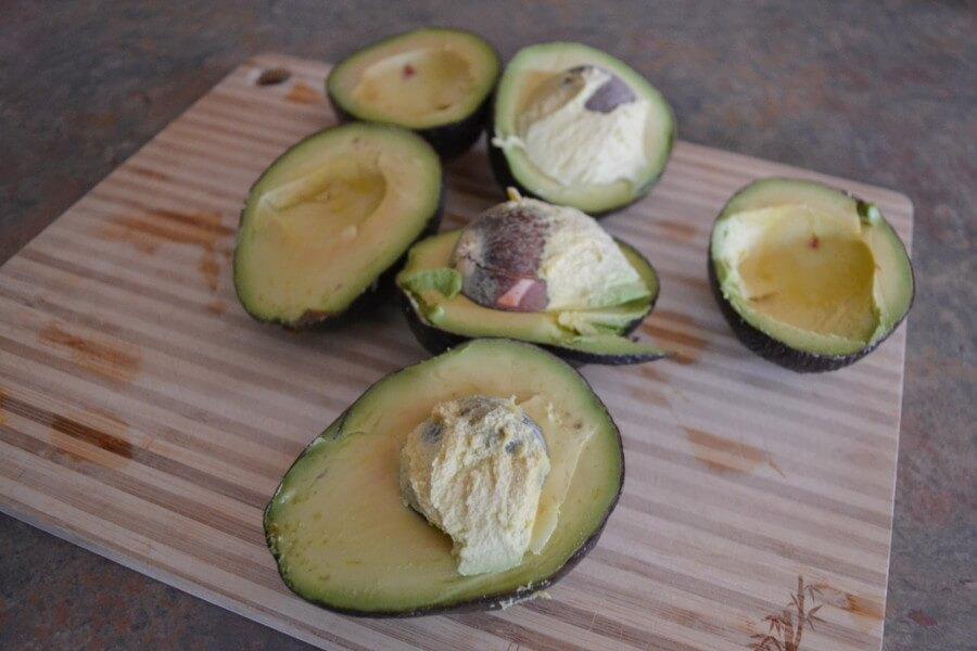 Avocados for guacamole