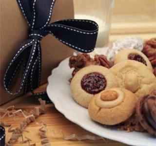 Online mail order cookies