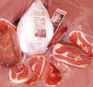 Smoked Country Ham from Kentucky