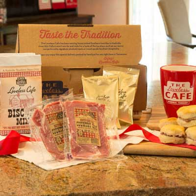 Mail order food gifts of southern food