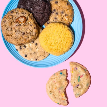 Assorted Cookies on Serving Plate - Order  Online from Milk Bar Bakery