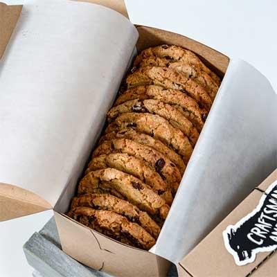 Best Mail Order Gourmet Cookies Online - Chocolate Chip Cookies