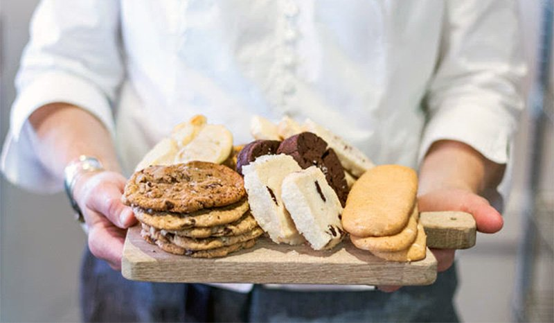 Tray of Gourmet Cookies - Order Cookies Online from Victory Love Cookies bakery