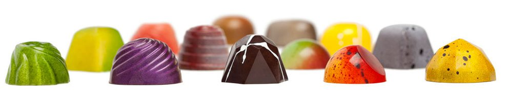 Gifts for Mom: Christopher Elbow's Gorgeous Box of Assorted Chocolates