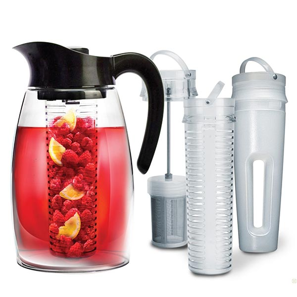 Fruit infuser Pitcher is a great gift for the health-conscious mom