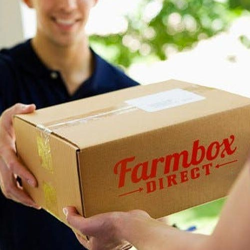 Farmbox Direct Organic Produce Delivery