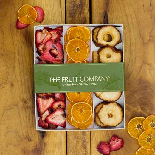 Fruit Company Dried Fruit Crisps