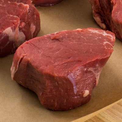 Order Steaks Online,  Grass Fed Filet Mignon from DeBragga Butchers