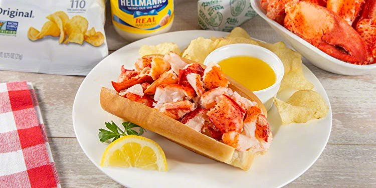 Gourmet Seafood Lobster Rolls, Best Gourmet Food Gifts on Amazon