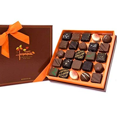 Jacques Torres Assorted Gourmet Chocolates Available on Amazon