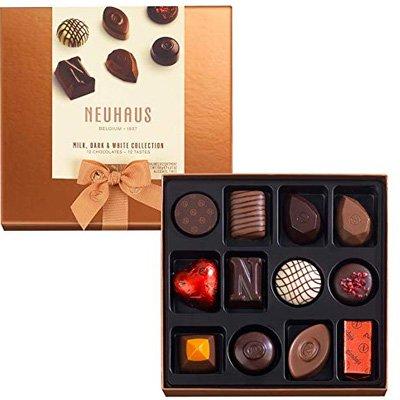 Gourmet Gift Box of Chocolate Gifts Available on Amazon Neuhaus Assorted Chocolates