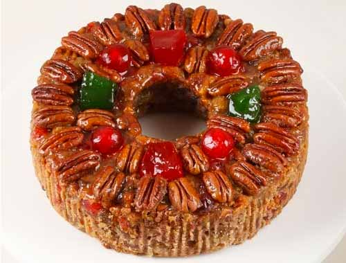 Classic Fruitcake Ring, Order Online from Collin Street Bakery