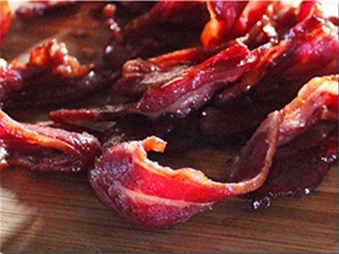 Wild Boar Bacon from Buffalo Gal