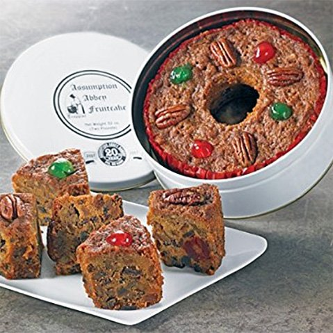 Fruitcake Available on Amazon