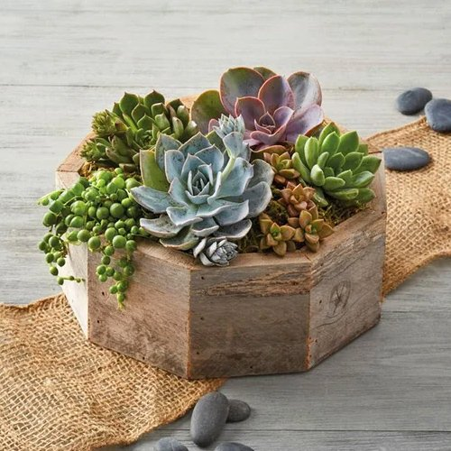 Mothers Day Gift Centerpiece