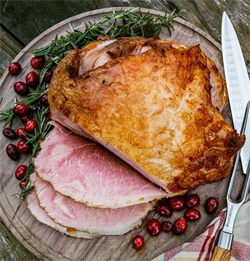 Organic 4 pound Ham