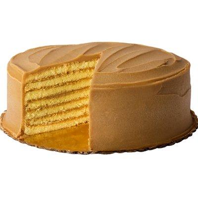 Caramel Layer Cake to Order Online
