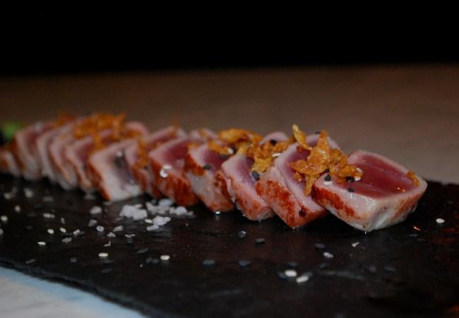 Tataki de atún - 14,50€