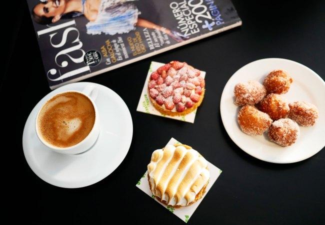 Pastís i Sucre, desayunar como reyes