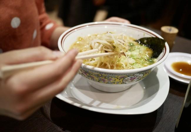Fan Shoronpo, cocina tradicional japonesa