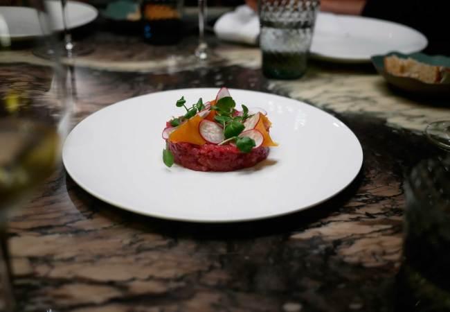 Steak Tartar - Fuera de carta