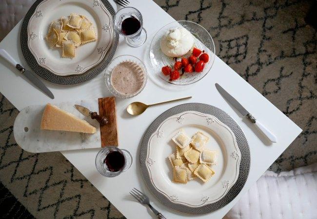 Pasta Luego, lo mejor de Italia en casa