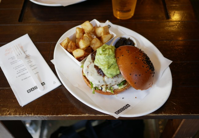 Bacoa, hamburguesas de calidad en formato fast food
