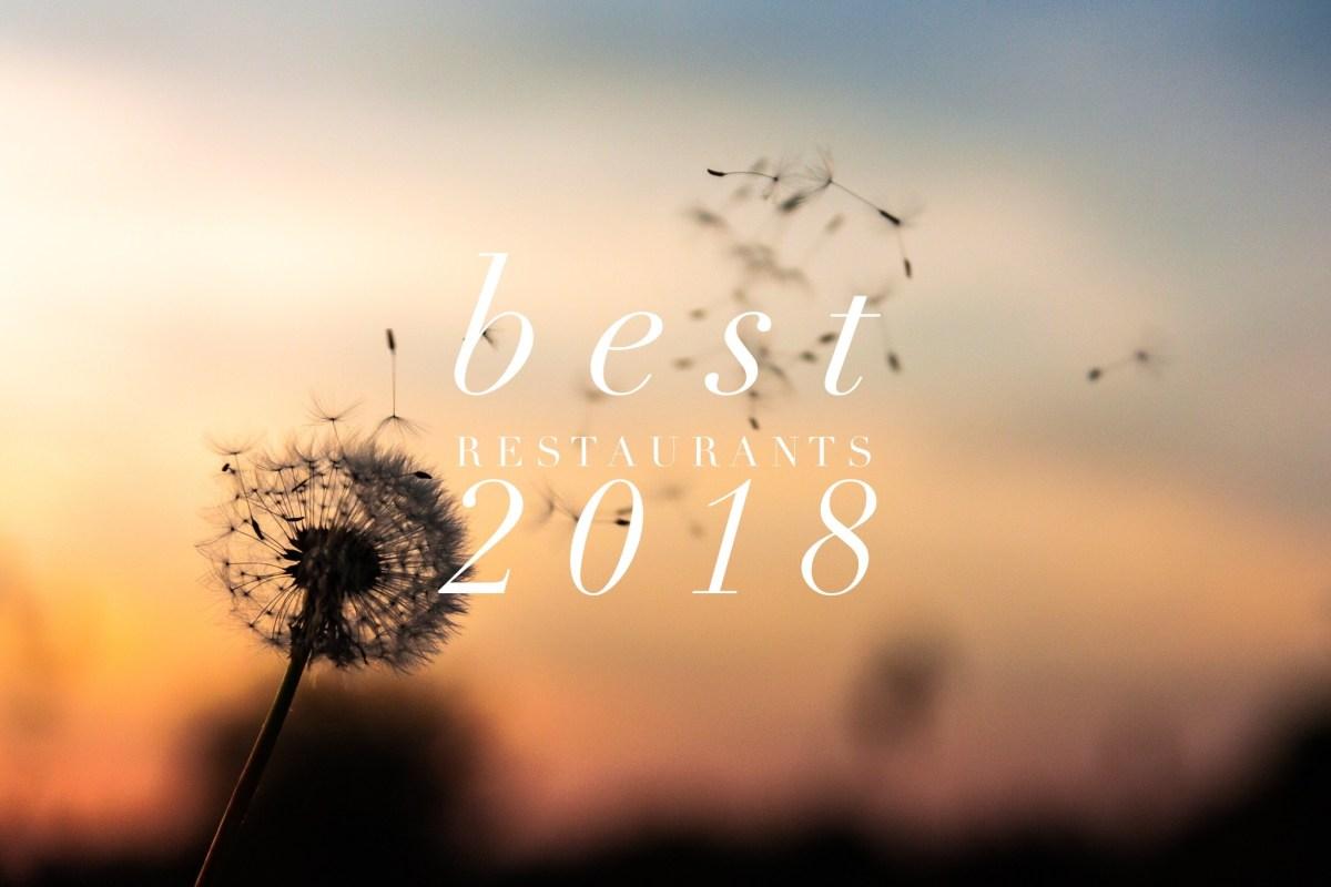 BEST 2018, nuestros favoritísimos por categorías