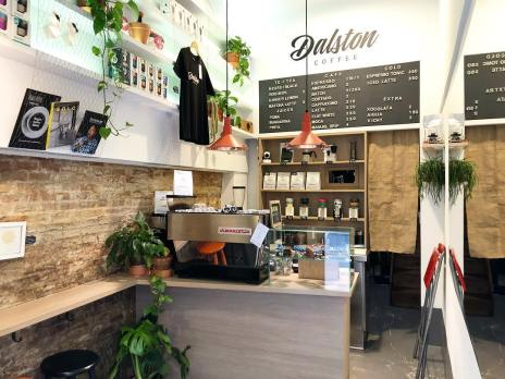 Foto cedida by Dalston Coffee