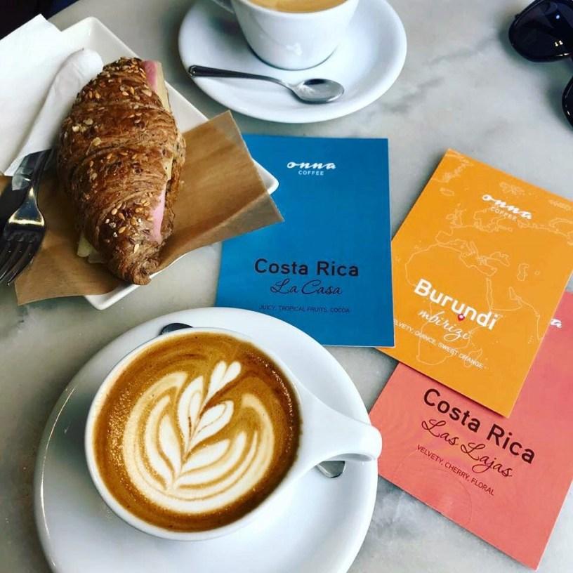 Foto cedida by Onna Coffee