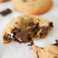 Cookies de chocolate, receta paso a paso