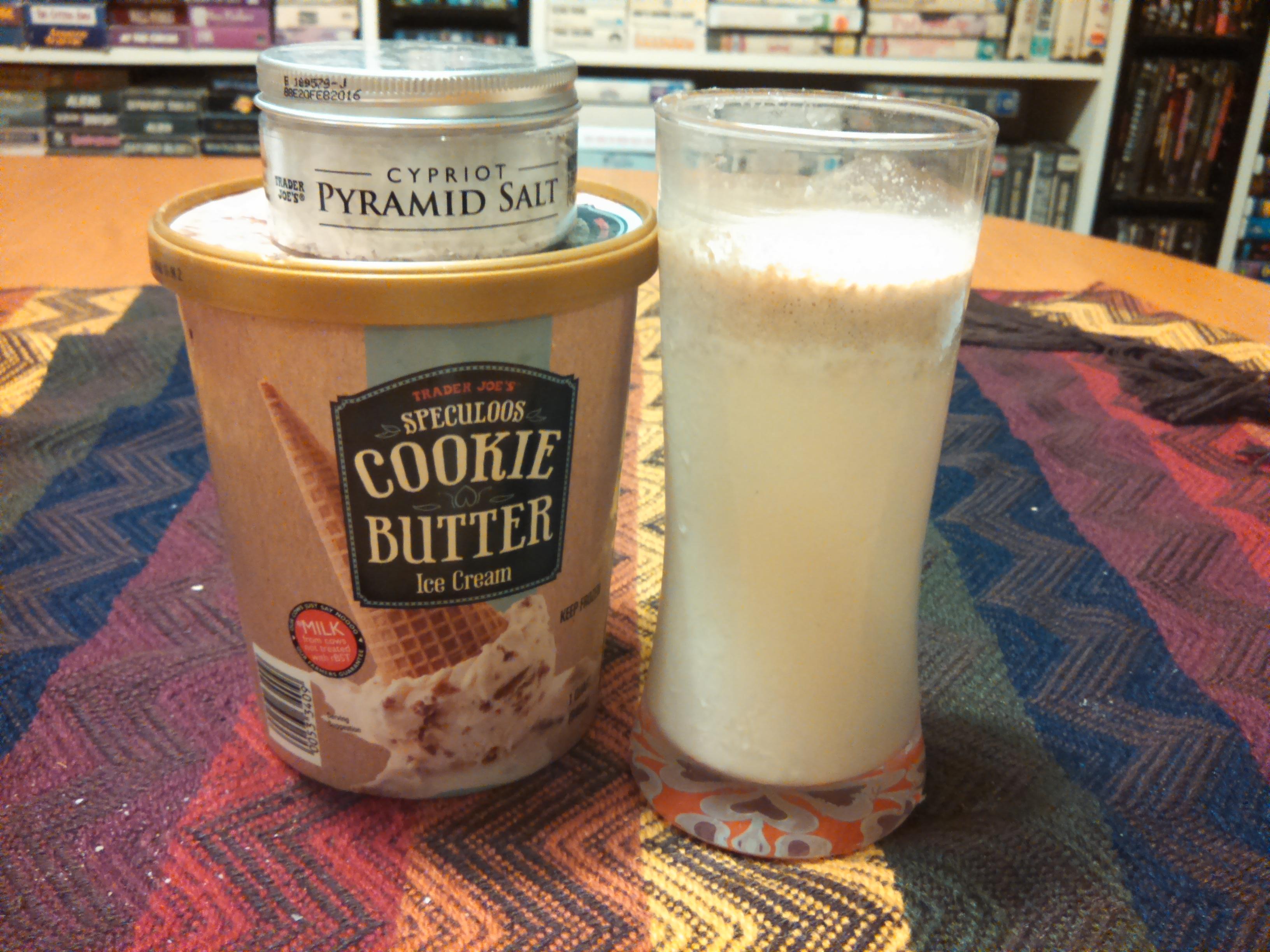 Trader Joe S Cookie Butter Ice Cream
