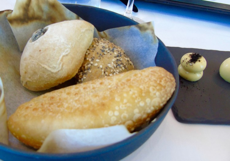 The bread is delicious at Waterkloof