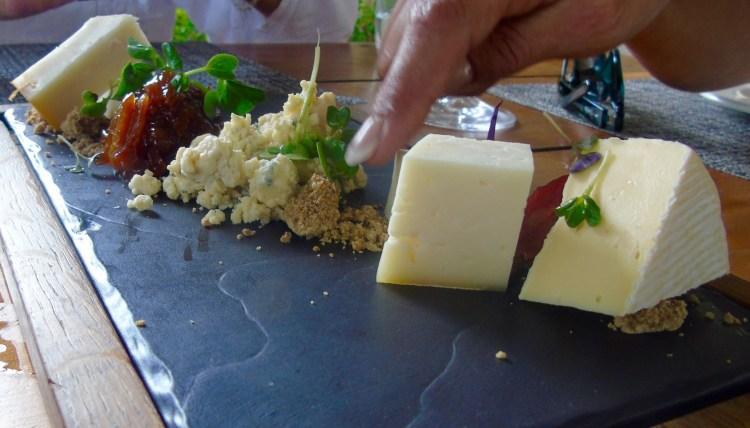 Cheese at Terroir