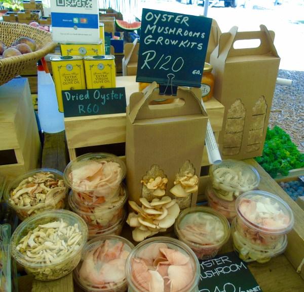 Oranjezicht farmers market