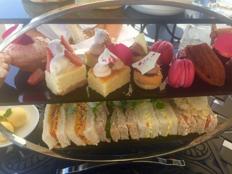 High Tea at The Twelve Apostles