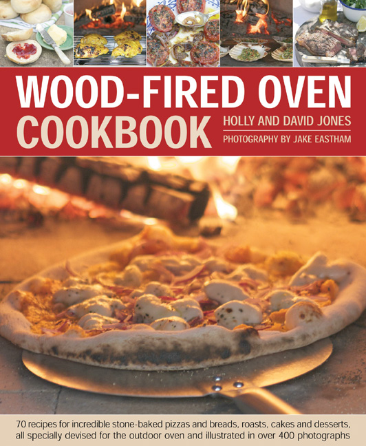 wood fired oven recipes pdf